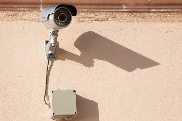 surveillance camera for rental property