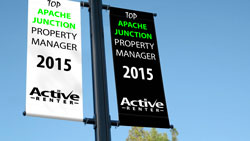 Apache Junction Property Management Logo