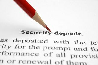Property Management - Tenant Security Deposits