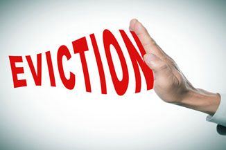 Avoid eviction with problem tenants