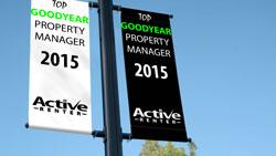 Goodyear Property Management Logo