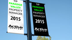 Paradise Valley Property Management Logo