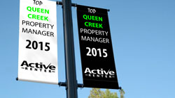Queen Creek Property Management Logo