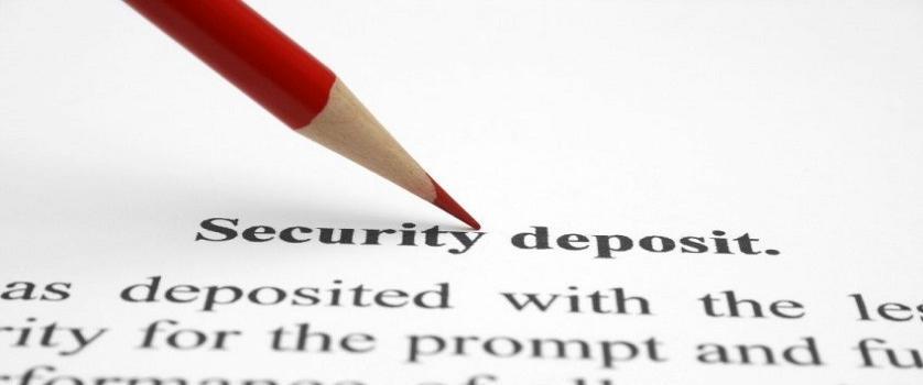 Handling Tenant Deposits