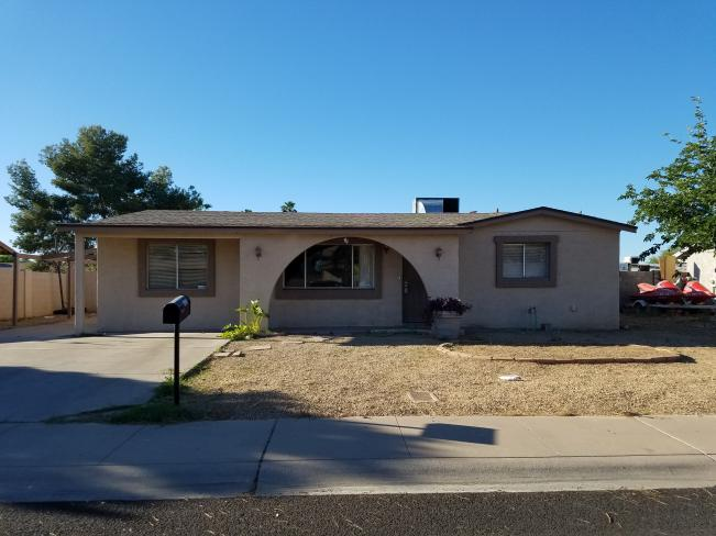 House For Rent In Glendale 85303 6957 W Rancho Dr