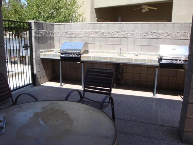 4533 N 22nd ST Community Pool Area - BBQs