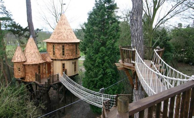 game of thrones tree house